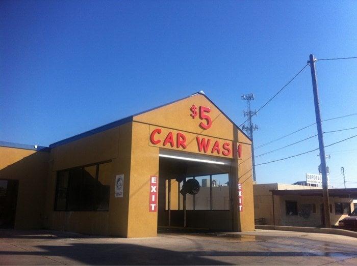 Fast Track Express Car Wash - Lavagem de Carro - 6402 San ...