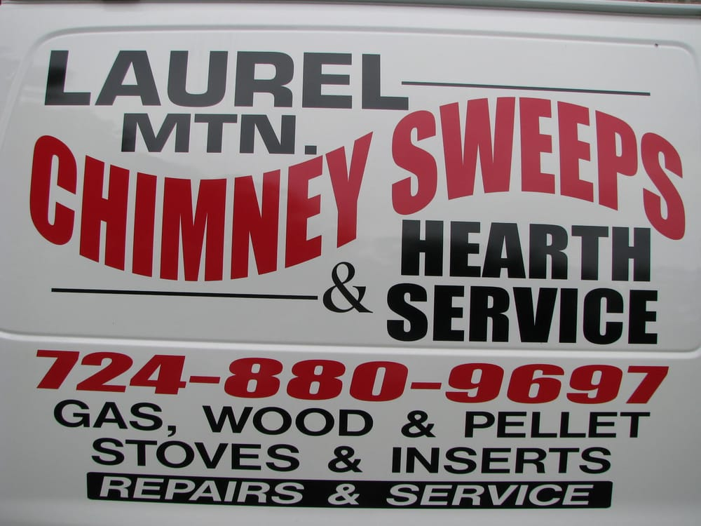 Laurel Mtn Chimney Sweeps & Hearth Service: 131 Mae West Rd, Confluence, PA