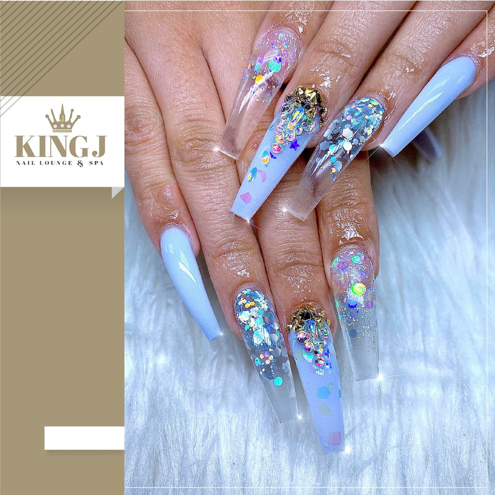 King j Nail Lounge And spa: 4111 Johnston St, Lafayette, LA