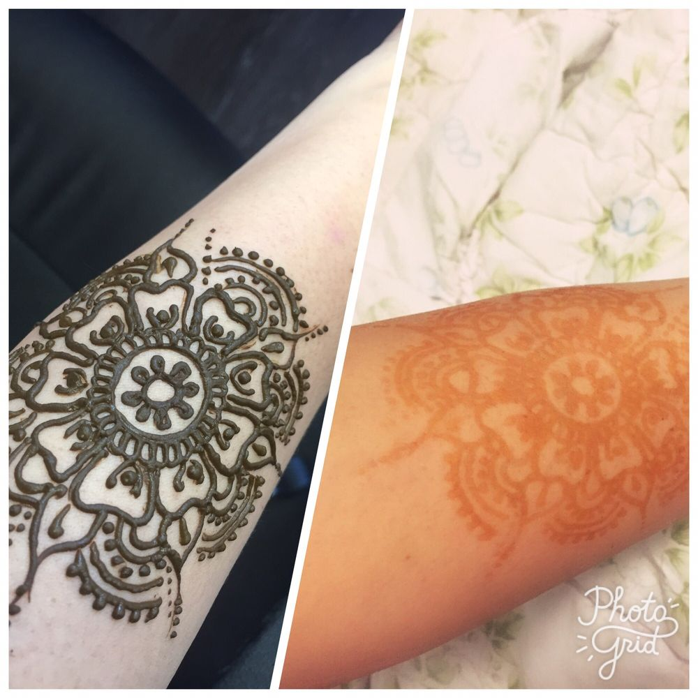 Henna Tattoo Design I Found On Google For Them To Replicate Super