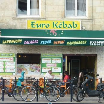 euro kebab fast food 37 quai bacalan chartrons grand parc bordeaux restaurant avis. Black Bedroom Furniture Sets. Home Design Ideas