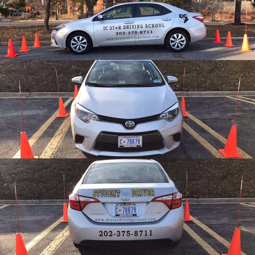 DC Star Driving School: 5920 14th St NW, Washington, DC, DC