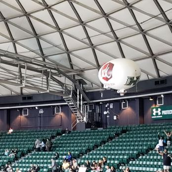 Photo Of Stan Sheriff Center Honolulu Hi United States Blimp