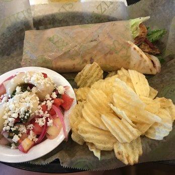 Taziki S Mediterranean Cafe  Northdale Blvd Tampa Fl