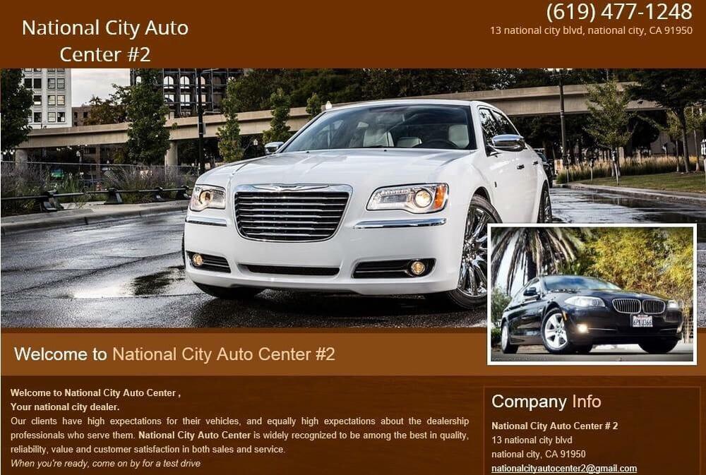 National City Auto Center >> National City Auto Center 2 Auto Loan Providers 13 National City