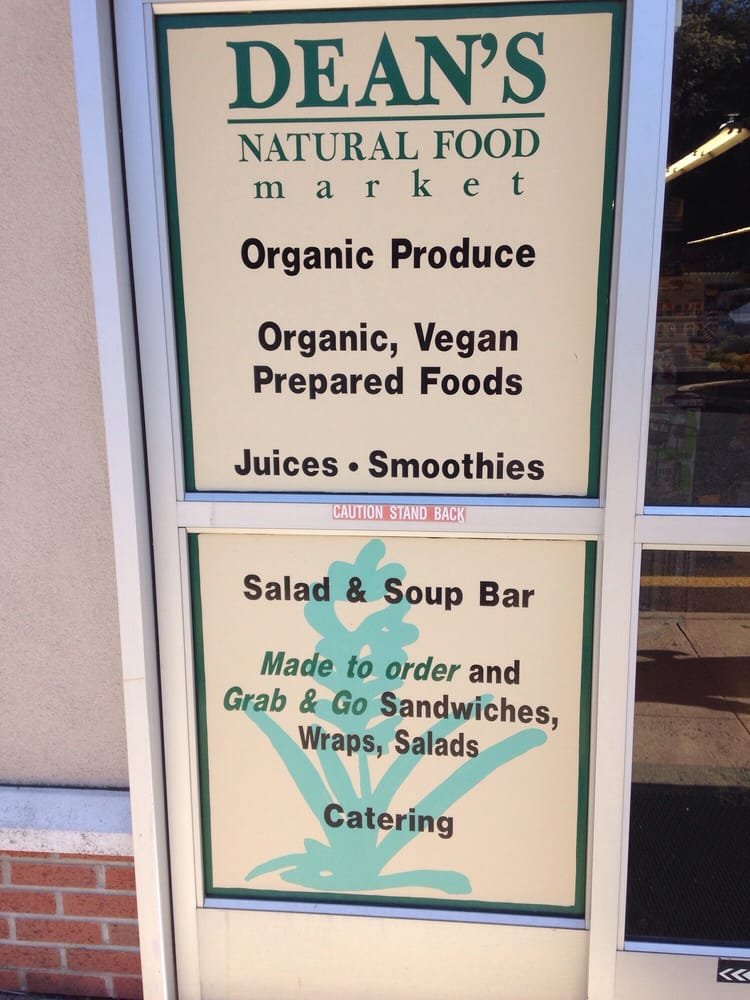 Dean S Natural Food Market Shrewsbury Nj