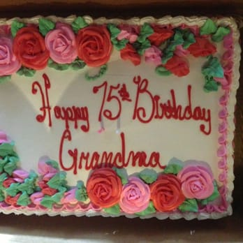 Kroger Photos Reviews Grocery Jpg 348x348 Happy Birthday Cake