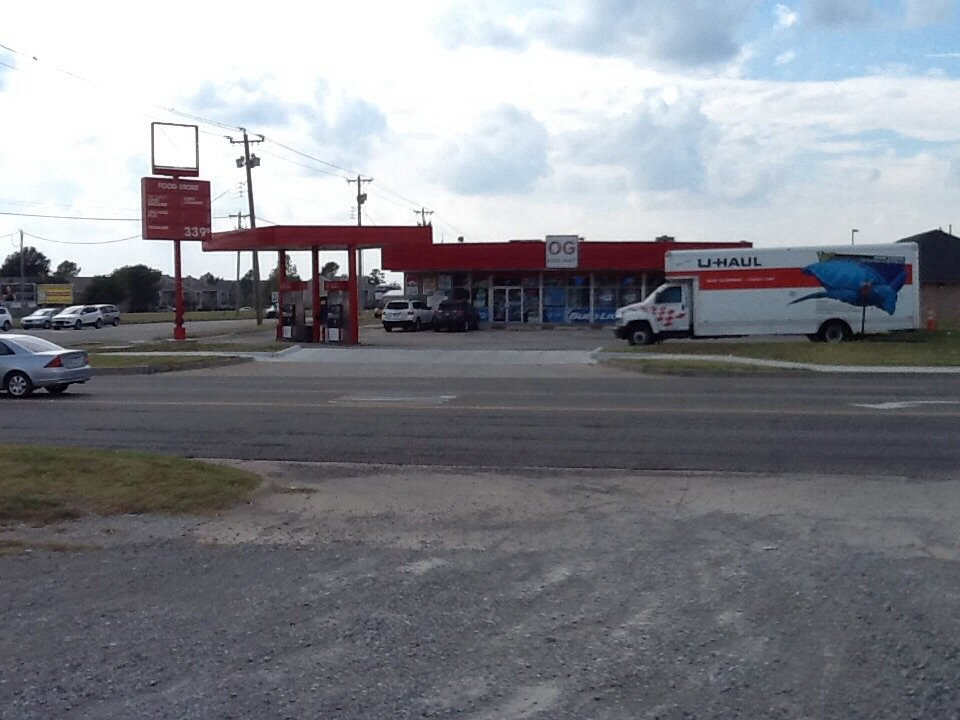 U-Haul Neighborhood Dealer: 8937 S May Ave, Oklahoma City, OK