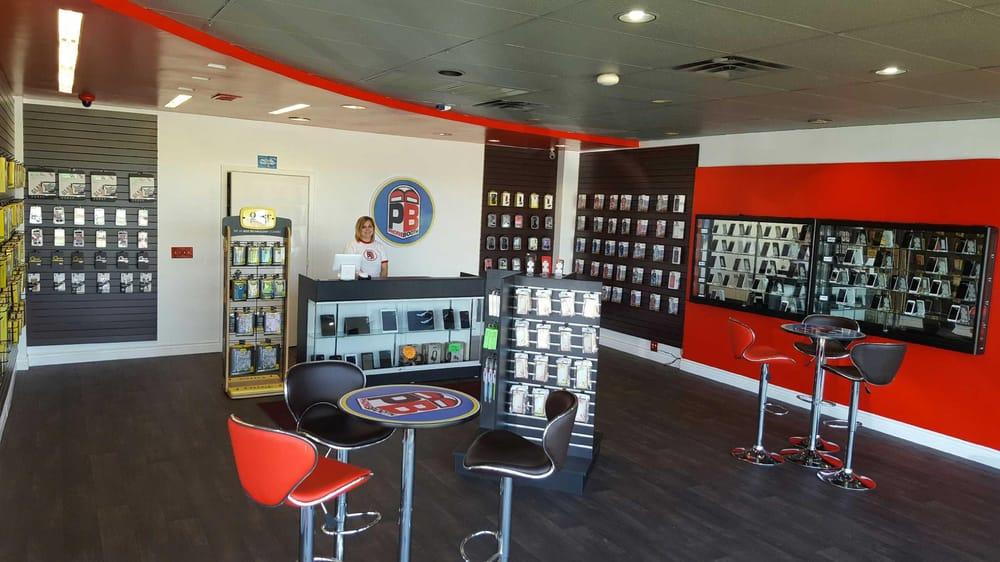 The Phone Booth: 2910 Kemp Blvd, Wichita Falls, TX