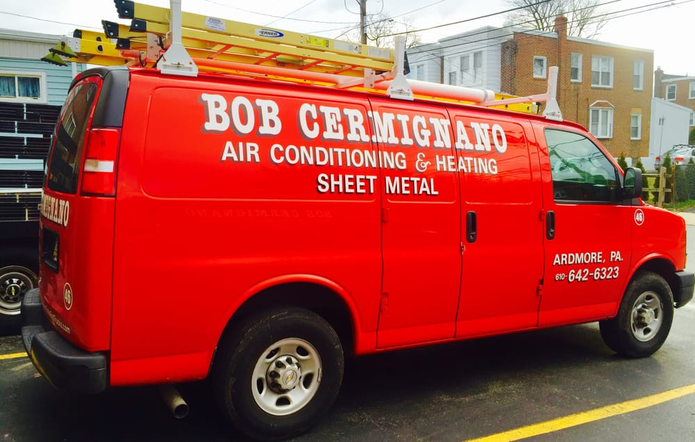 Bob Cermignano Air Conditioning & Heating: 32 Saint Pauls Rd, Ardmore, PA