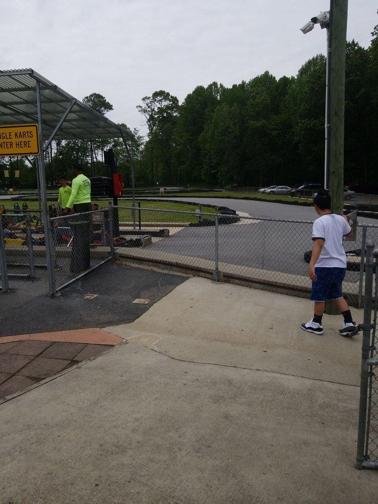 Crofton Go Kart Raceway: 1050 State S, Gambrills, MD