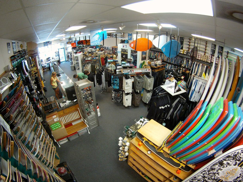 Island Water Sports Surf Shop