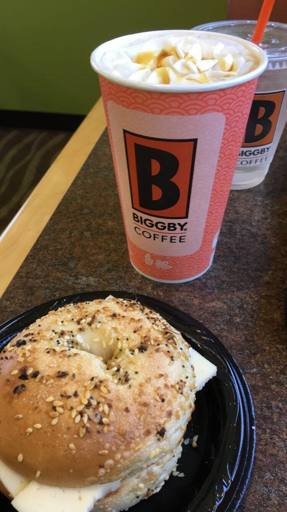 BIGGBY COFFEE: 217 E Michigan Ave, Albion, MI
