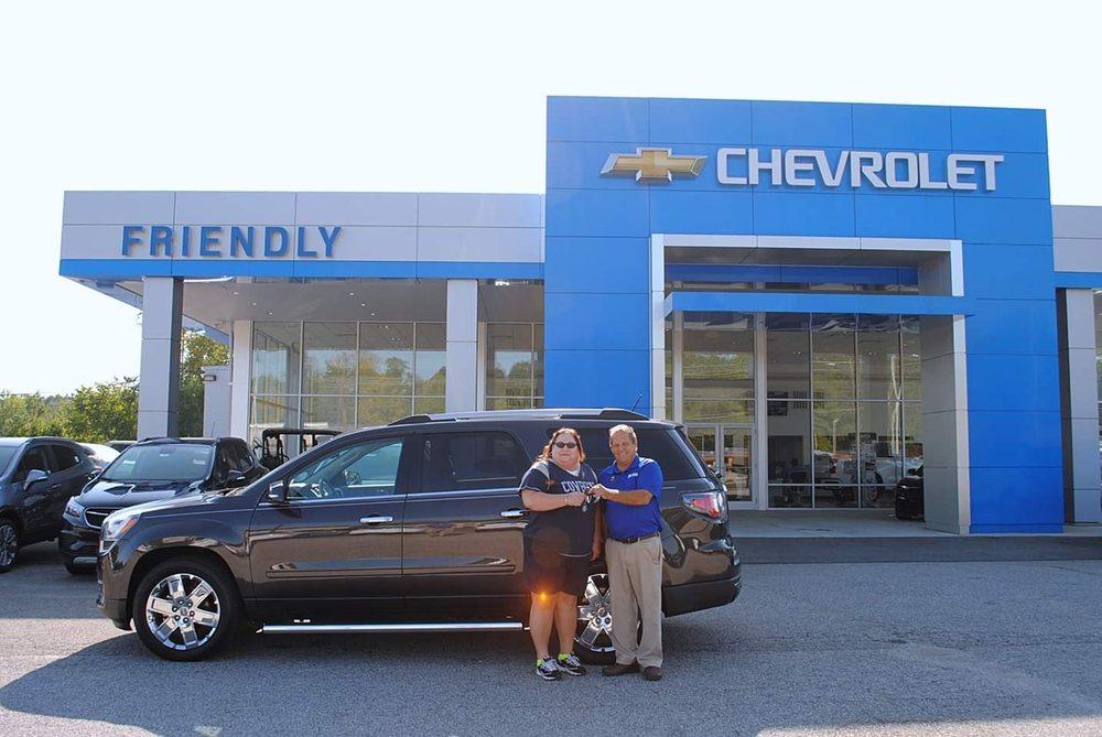 Friendly Chevrolet Buick: 2307 US Hwy 52 N, Albemarle, NC