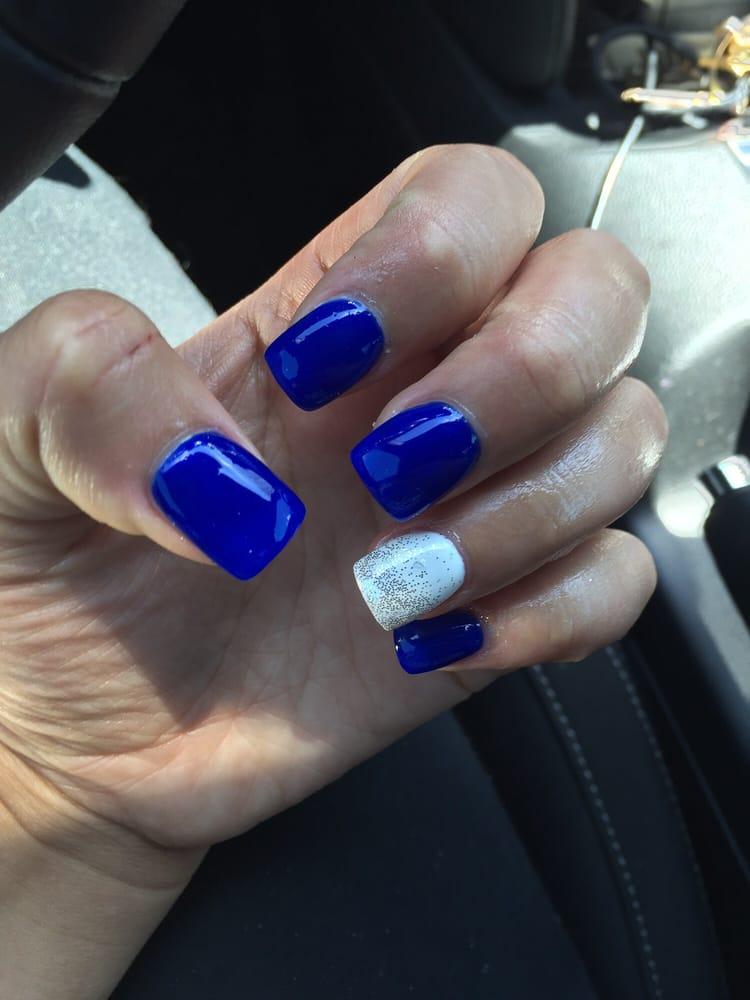 I love going to happy feet nails! They always do a wonderful job! I ...