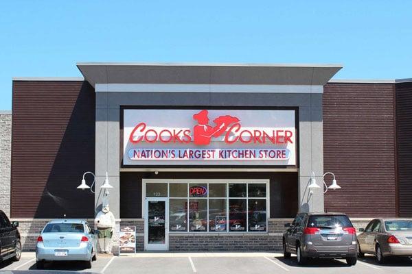 Photo Of Cooks Corner   Green Bay, WI, United States. Cooks Corner Located