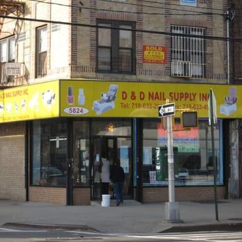Wholesale nail supplies brooklyn