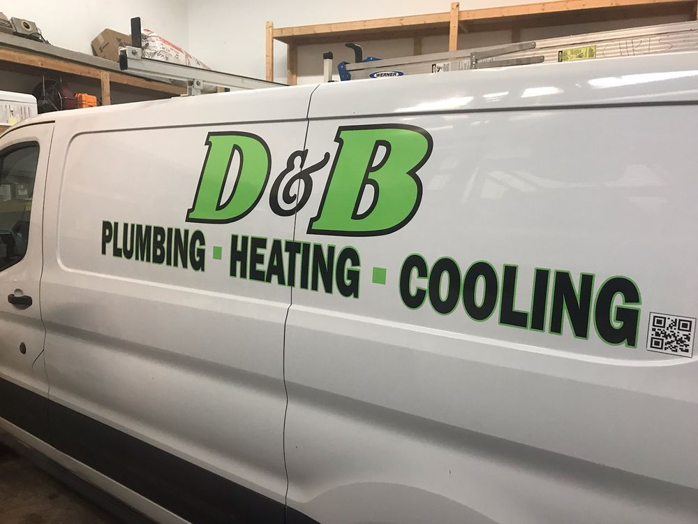 D & B Mechanical: 6401 W Vienna Rd, Clio, MI