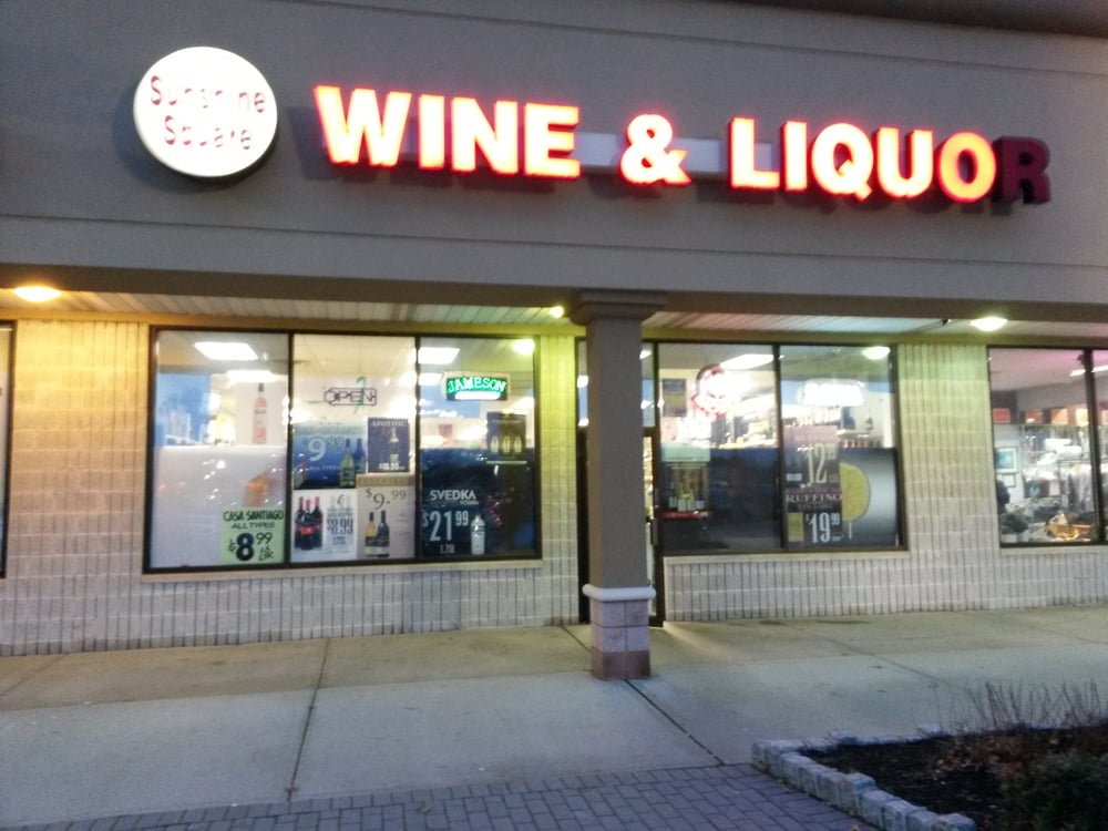 Sunshine Square Liquor: 700 Patchogue Yaphank Rd, Medford, NY