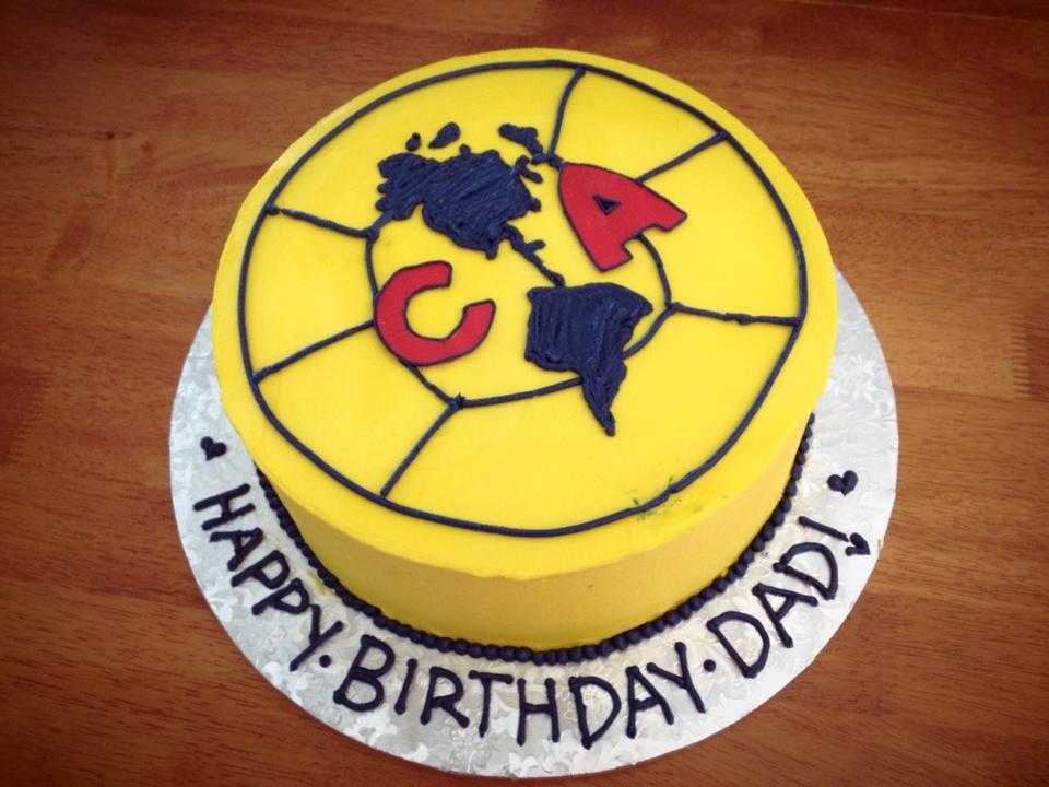 america soccer team logo buttercream cake - yelp