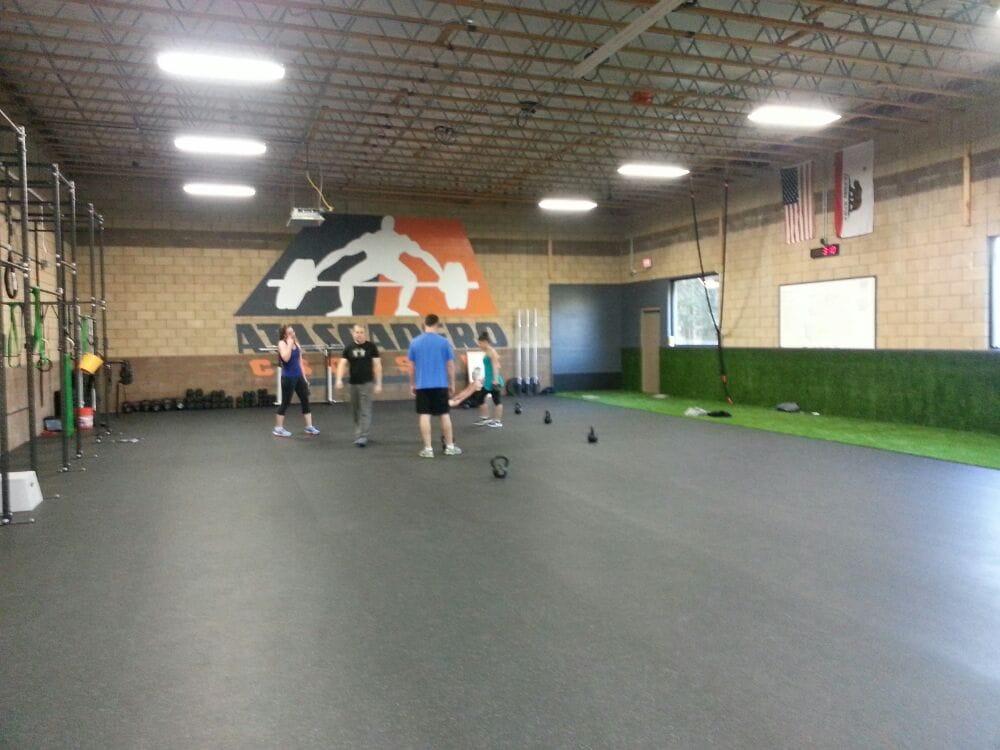 Atascadero CrossFit: 3232 El Camino Real, Atascadero, CA