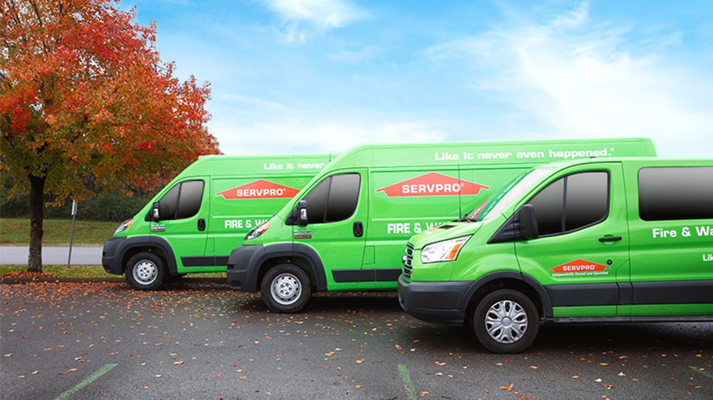 SERVPRO of Brown County: 2225 Pamperin Rd, Green Bay, WI