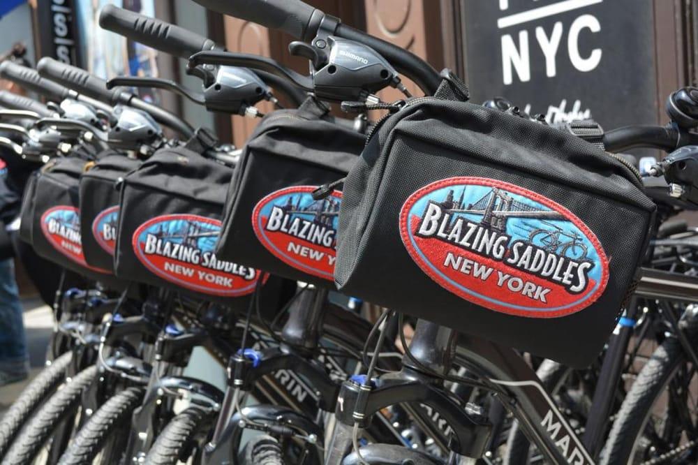 Blazing Saddles Bike Rentals & Tours: 2715 Hyde St, San Francisco, CA