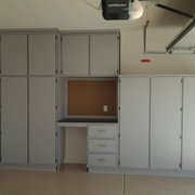 Reliable Garage Cabinets Photos Cabinetry S Th St - Garage cabinets scottsdale