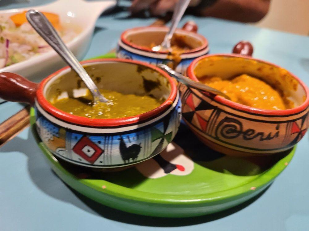 Condor Marka Peruvian Restaurant: 1312 Solano St, Corning, CA