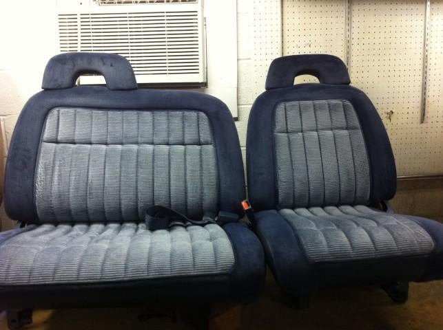 Chevy Truck Split 60 40 2 Wd Front Bench Seats Yelp