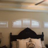 Photo Of Us Blinds Palm Coast Fl United States Master Bedroom