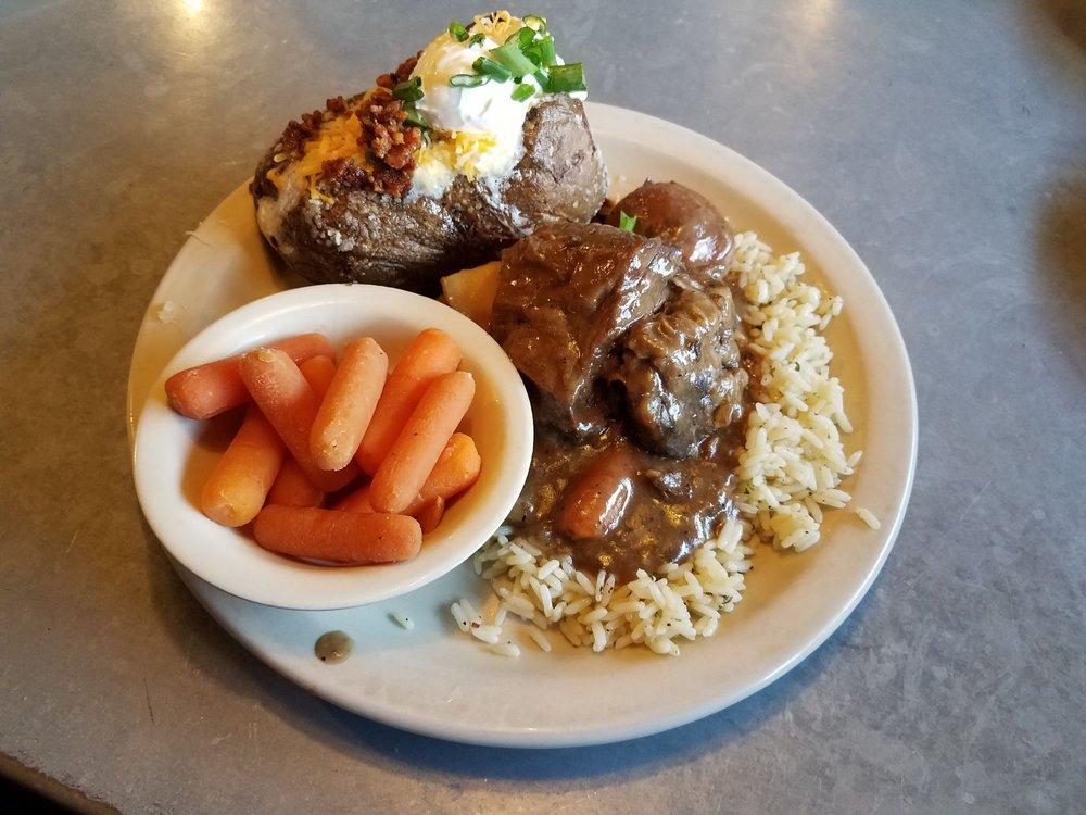 Elijah's Cafe: 810 S Magnolia St, Woodville, TX