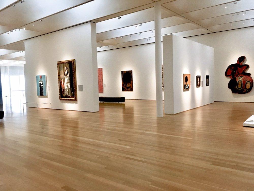 Social Spots from North Carolina Museum of Art