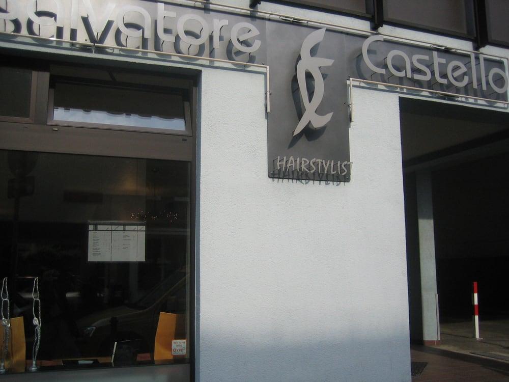 friseur salvatore castello - friseur - grafenstr. 26, darmstadt