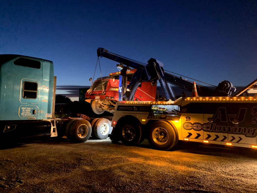 Towing business in Galt, CA