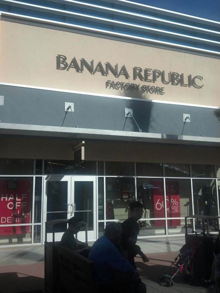 Banana Republic Outlets
