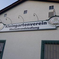 Gaststatte Kleingartenverein Rheinstrandsiedlung Restaurants Am