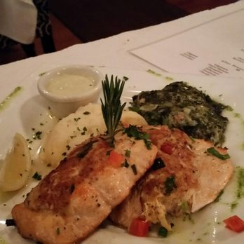 Fish thyme 186 photos 227 reviews cafes 3979 s for Fish thyme menu