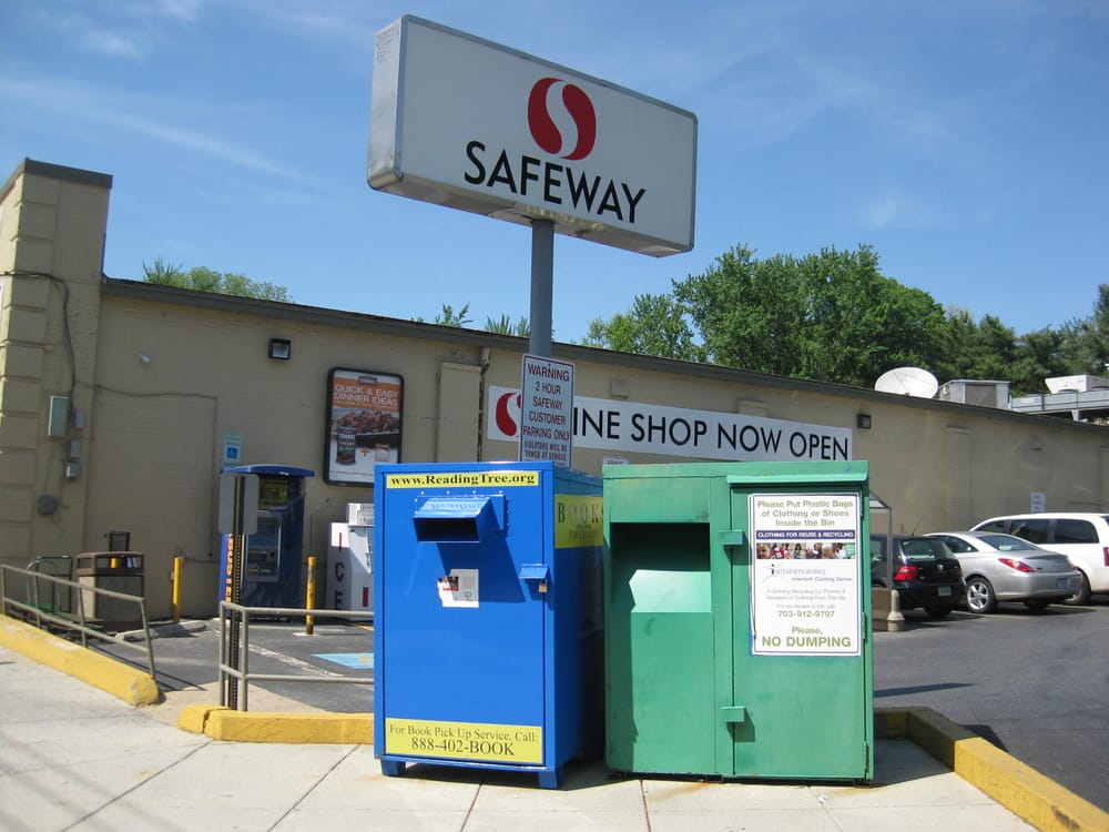 Safeway reviews grocery macarthur blvd nw