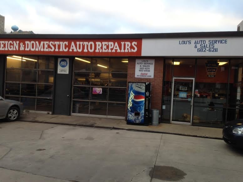 Lou's Auto Service & Sales