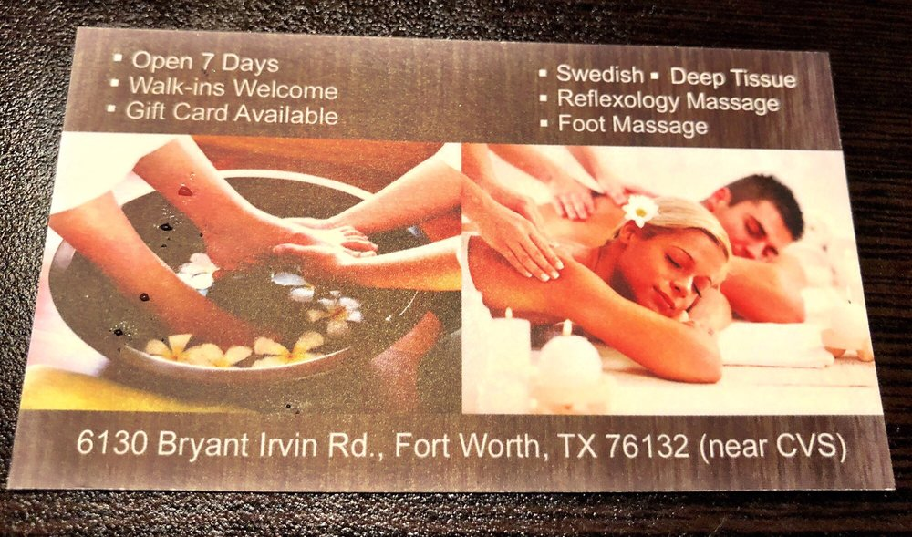 Rejuvenation Spa Massage