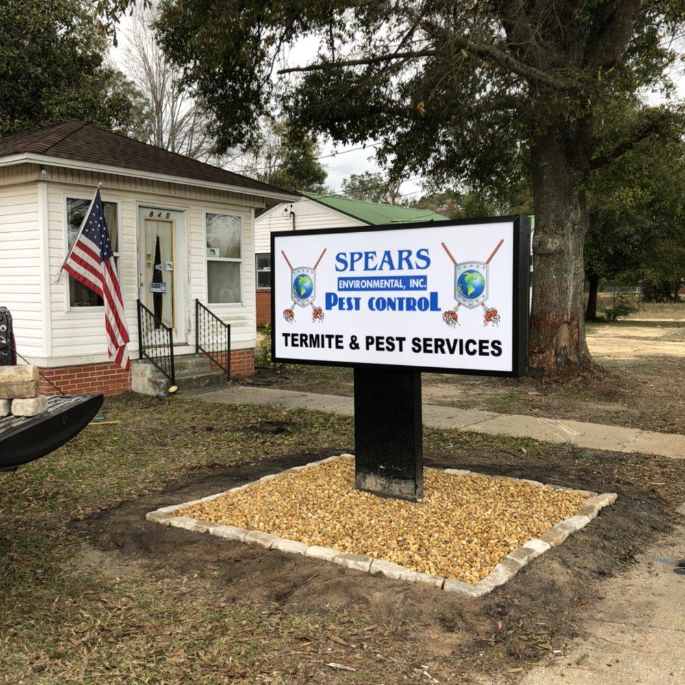 Spears Environmental Pest Control: 840 N Ferdon Blvd, Crestview, FL