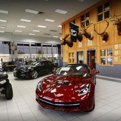 Attractive Photo Of Karl Tyler Chevrolet   Missoula, MT, United States. Left Front  Showroom