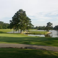 Kingwood Country Club Island Course