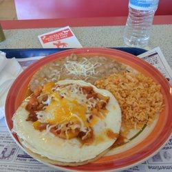 Photo Of Avelar Mexican Food Bullhead City Az United States Huevos Rancheros