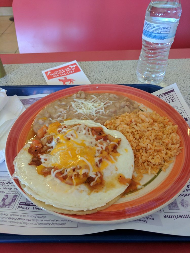 Mexican Food In Bullhead City