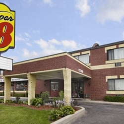Photo Of Super 8 Sarnia On Canada Motel