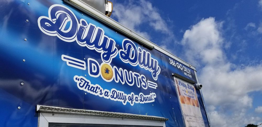 Dilly Dilly Donuts: Basking Ridge, NJ