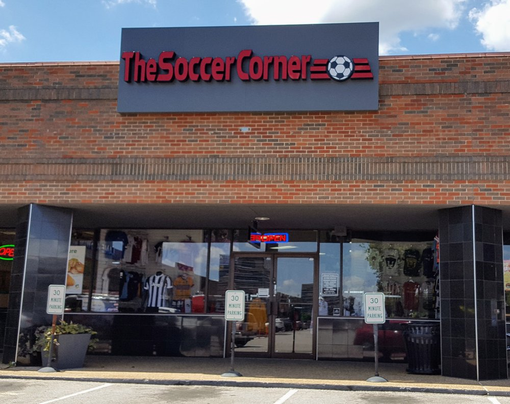 THE Soccer Corner