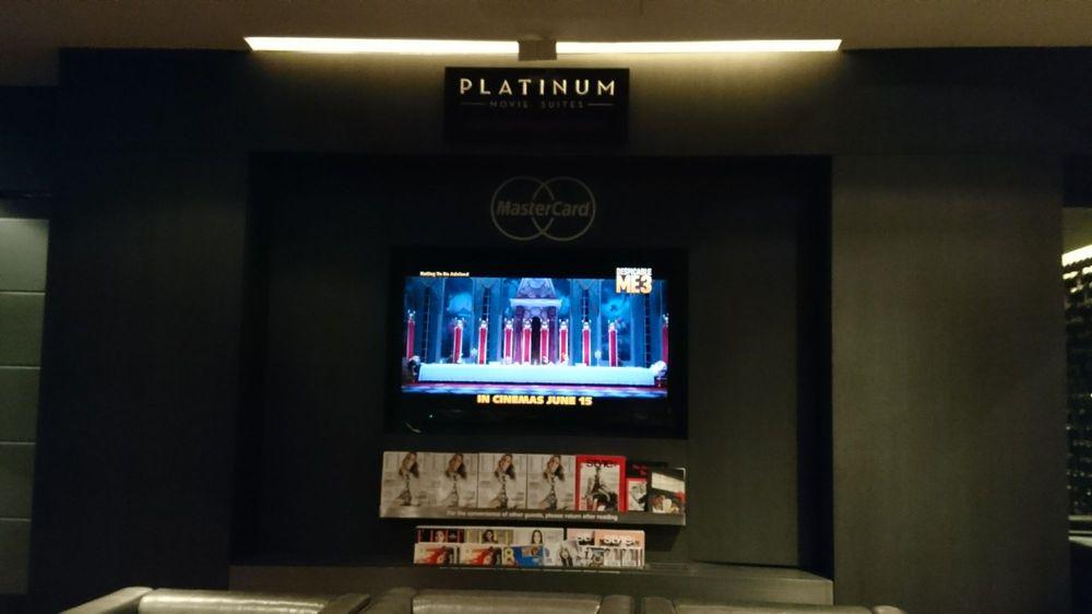 Platinum Movie Suites